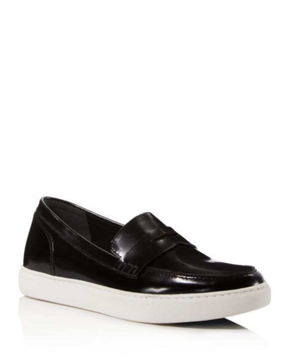 Womens Kacey Loafers, Black, 4 UK Kenneth Cole