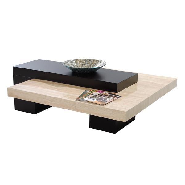El Dorado Furniture : Beluga Coffee Table