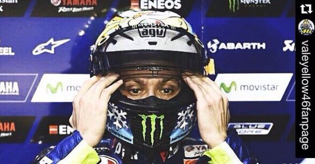 Before going on track! Qatar 2016