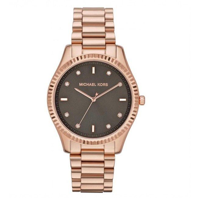 Michael Kors Horloge Rosé MK3227   Overig Gouden horloges