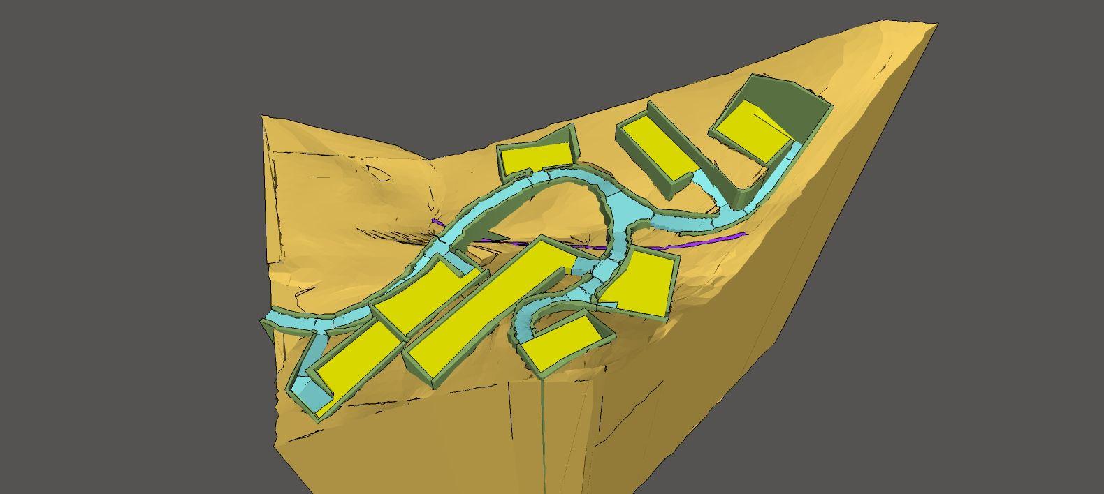 Gambar Desain Drainase Perumahan