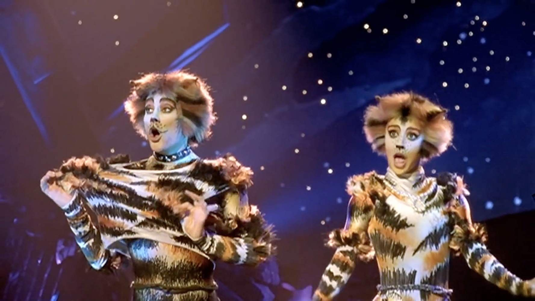 Cats 1998 Jellicle Cats Cats Musical Cat Movie