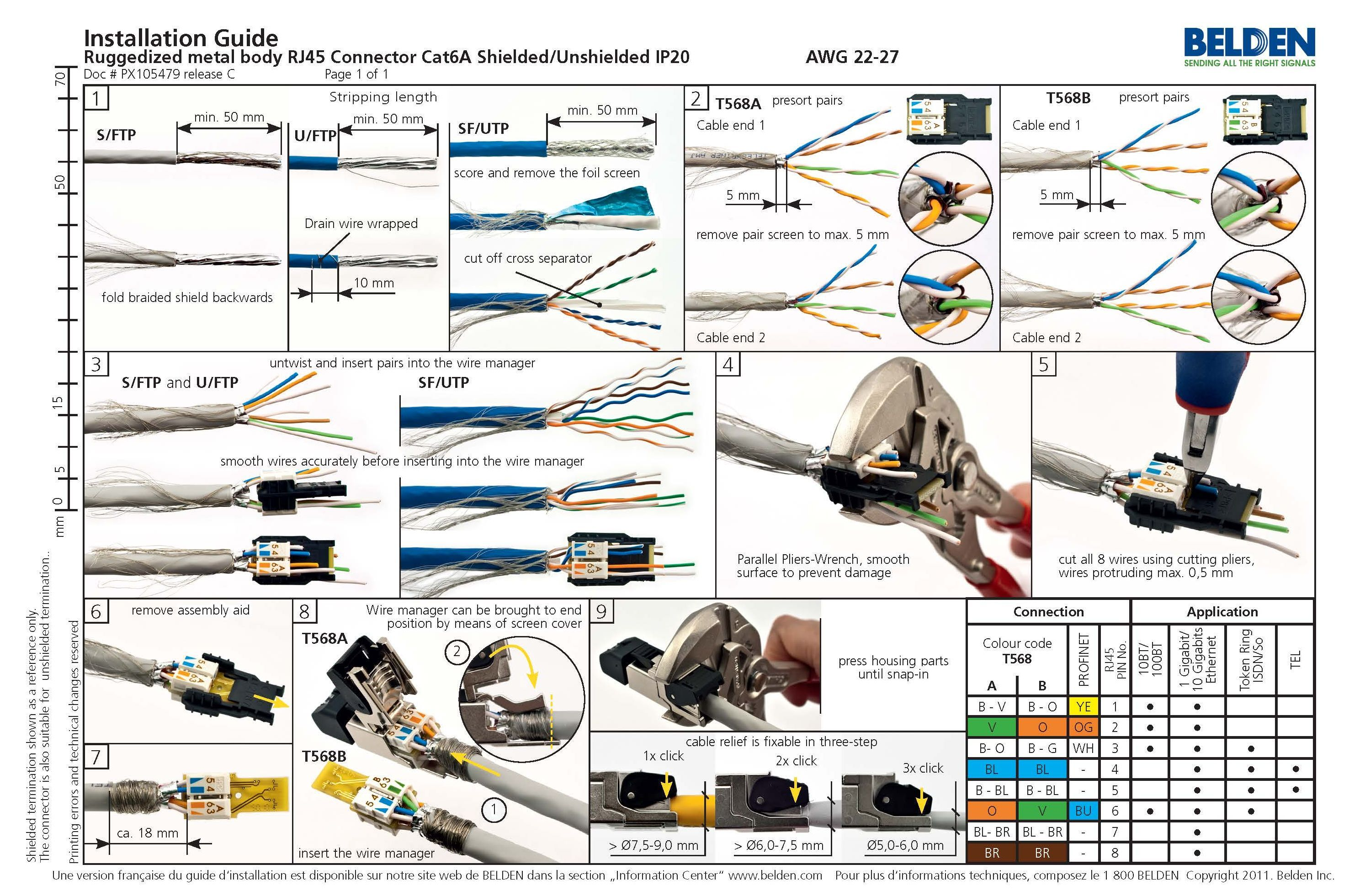 Phone Wire Diagram & How To Hook Up Phone Jack? Answered