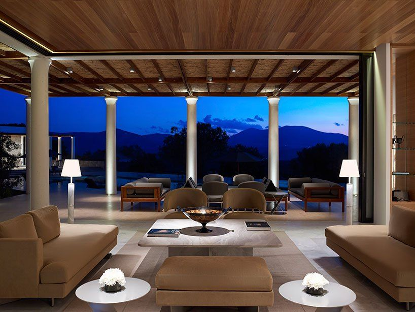 Amanzoe Residences, Inspired By Traditional Greek Architecture 01 - MyHouseIdea