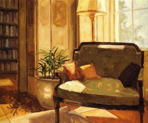 Joan Griswold | painter of interiors, exteriors, landscapes, still lifes, portraits
