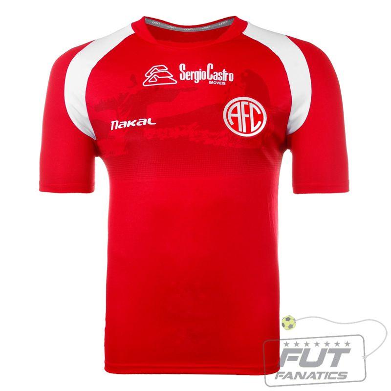 Nova Camisa do América RJ!