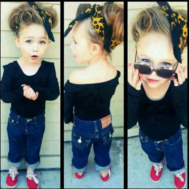 Definitely Honey when get hair grows out!!:-) Too cute