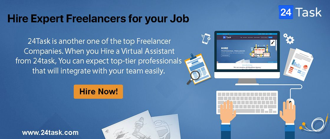 Hire Expert Freelancer For Your Job Freelancing Jobs Virtual Assistant Online Jobs