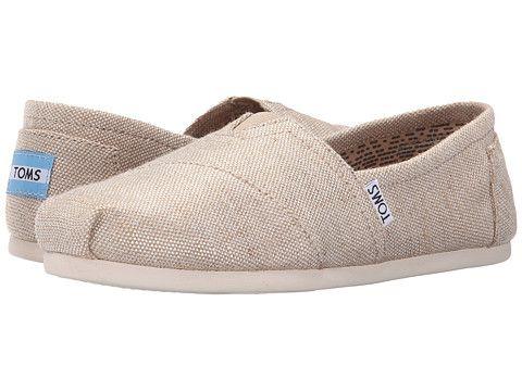 TOMS Seasonal Classics | Women's slip on shoes, Slip on ...