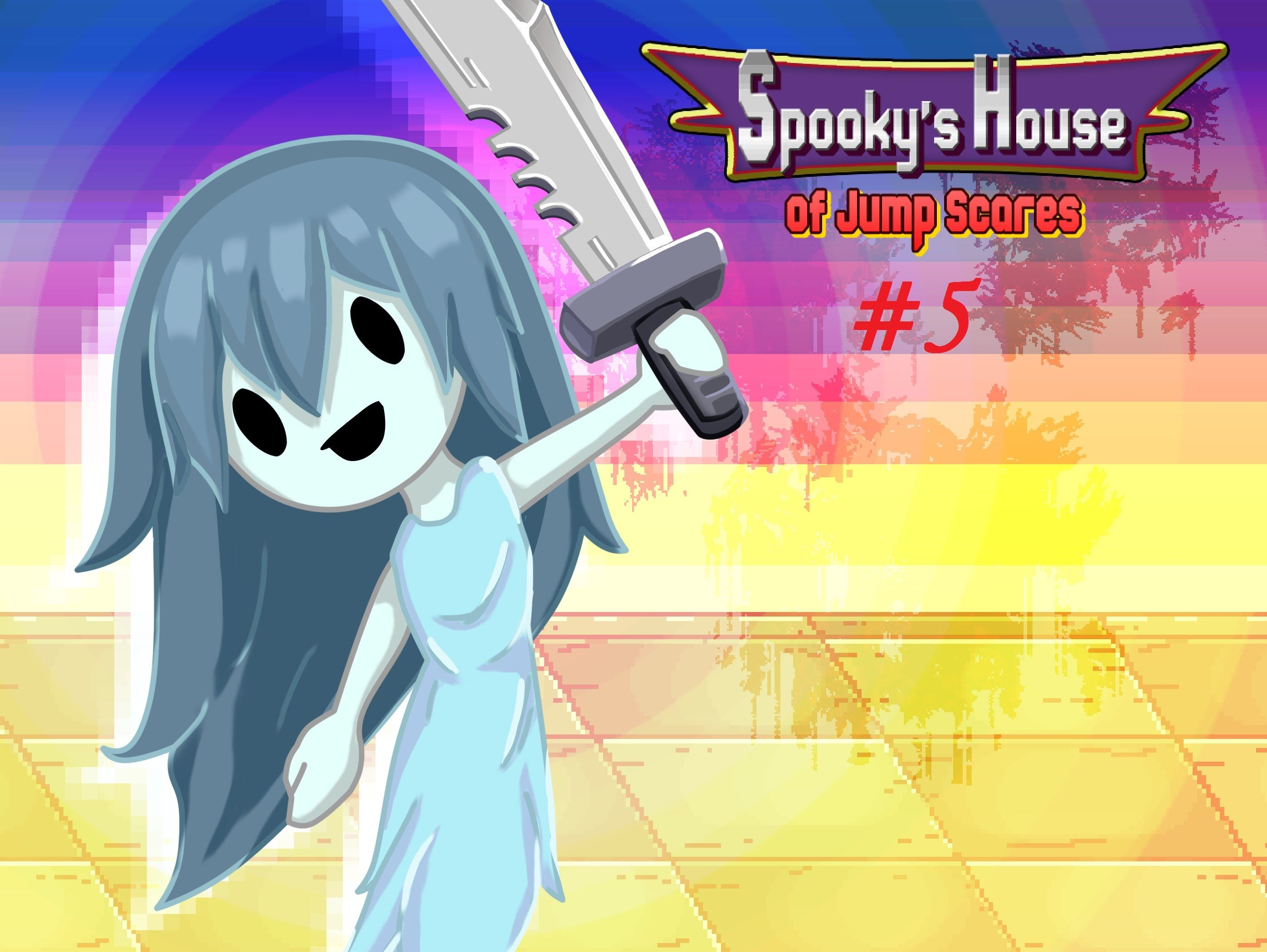 Spooky's House of Jump Scares - Hello Kitty! [Part 5]