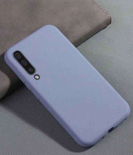 Candy Color Plain Phone Case For Samsung Galaxy A50 A70 A30 A40 A60 A20 M40 A51 A71