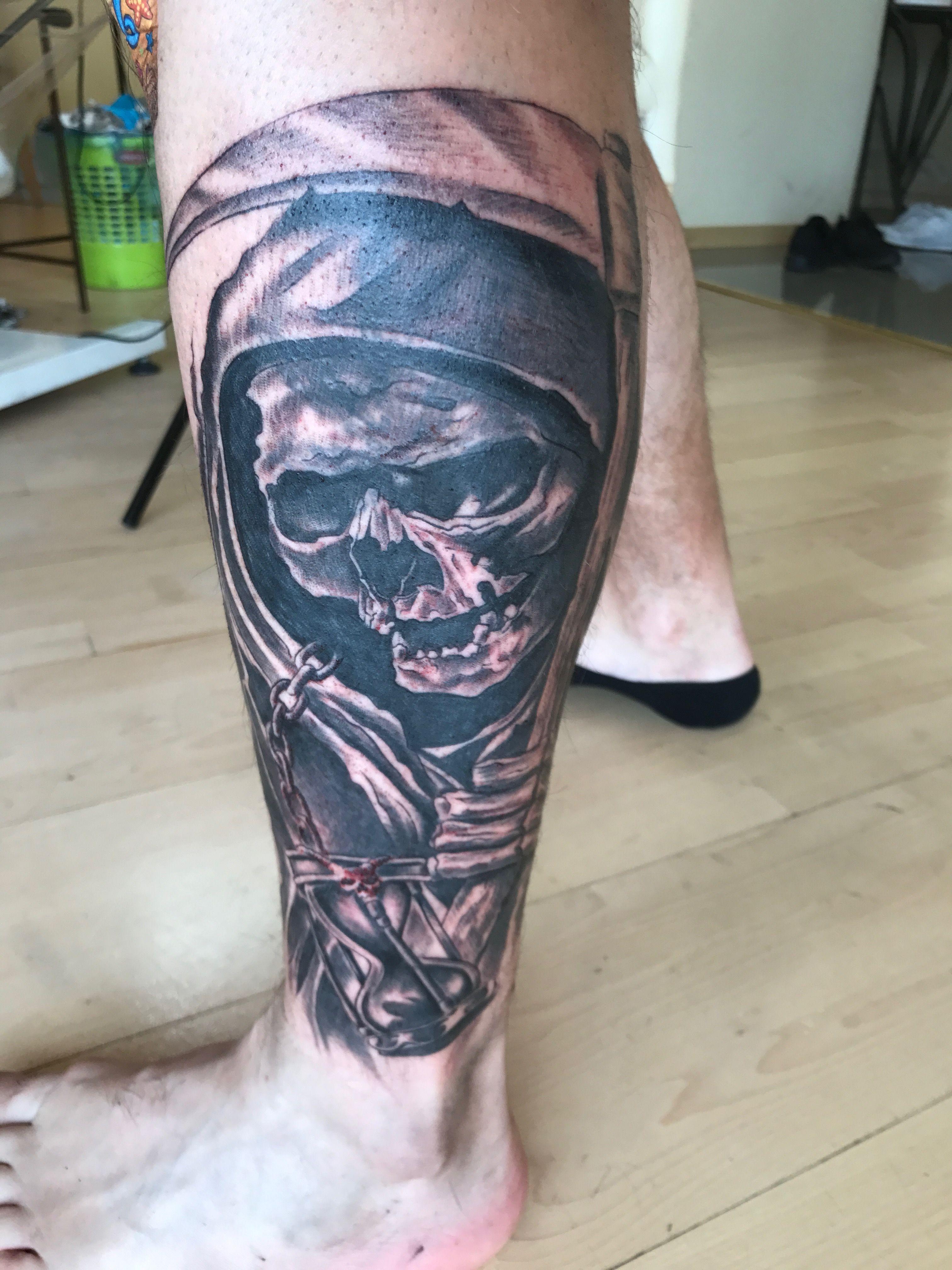 Tatuaż Cover Smierć Jeszcze Nie Skończone Kiedyś Tu Był