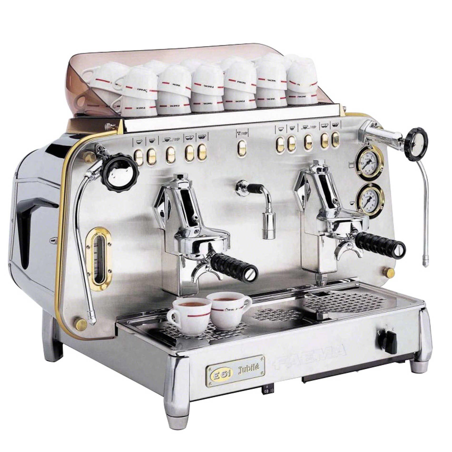 Mr. espresso Faema e61 Jubilee Home Espresso Machine, Faema Espresso Machine,  Cappuccino Machine