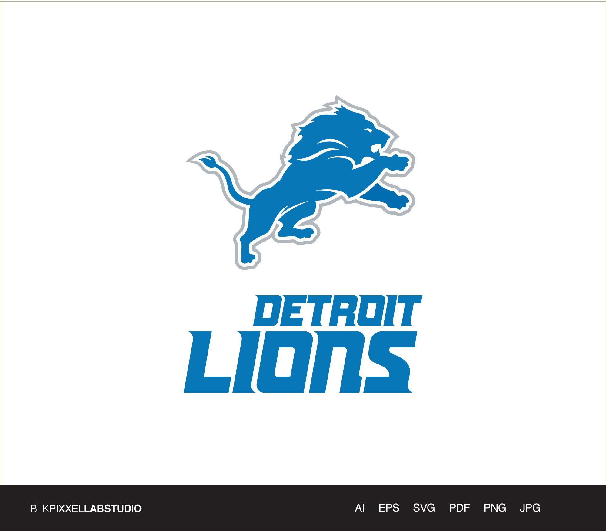 Detroit Lions Svg Nfl Svg Husband Gift Gift For Him Etsy In 2021 Detroit Lions Detroit Lions Logo Lions