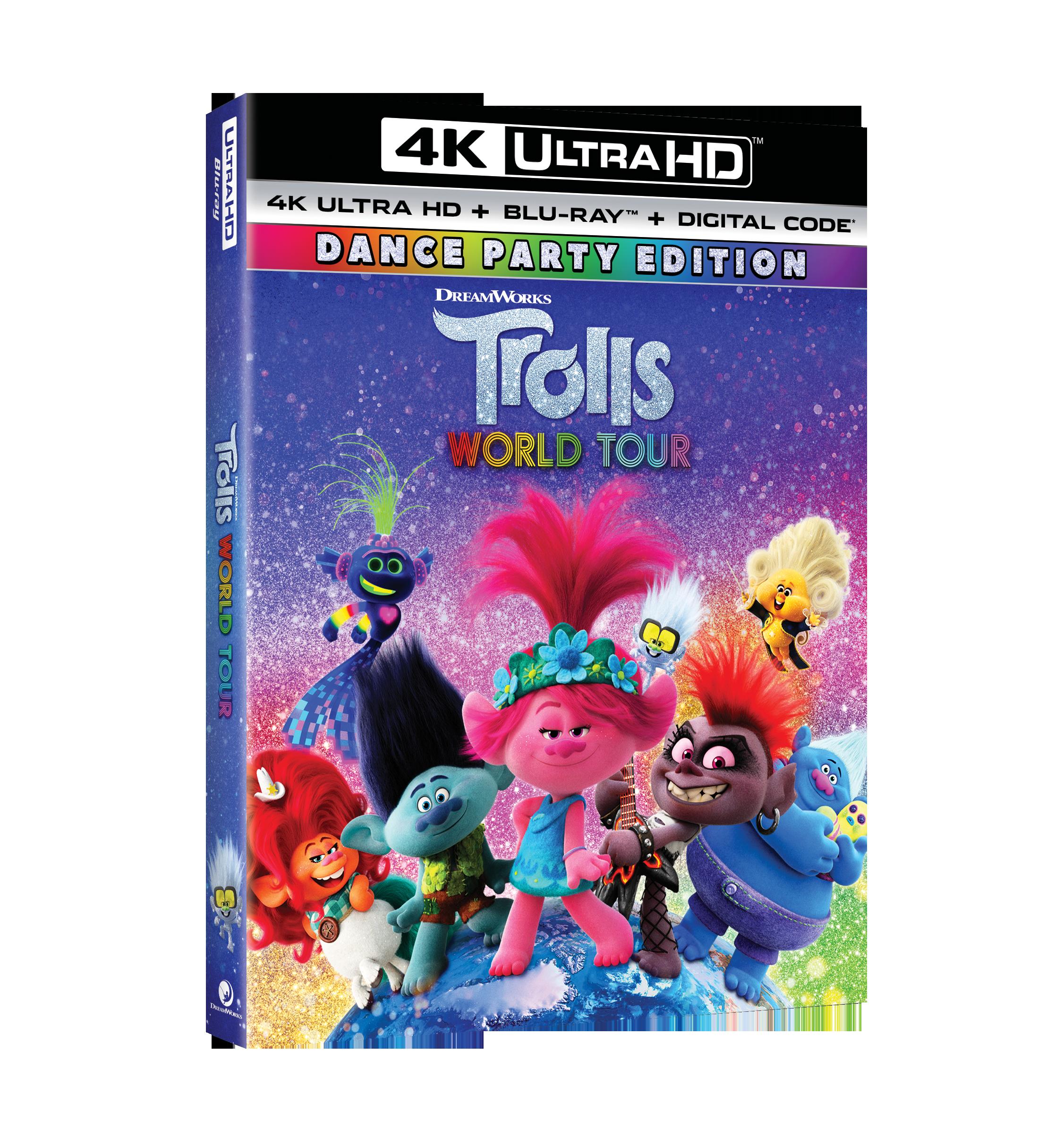 Trolls Chalk Kit Giveaway To Celebrate Trollsworldtour On Blu Ray Dvd Own It July 7th Trolls Trolls In 2020 Chalk Fun World Dance Dance Party