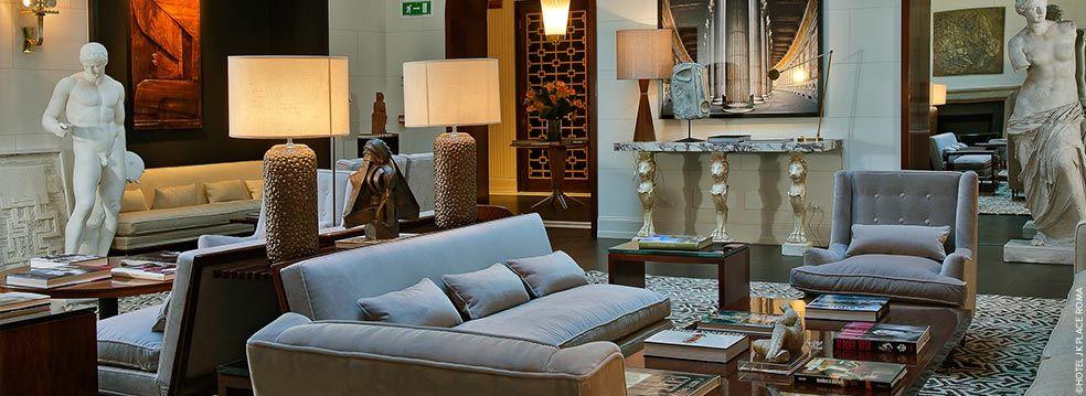 HÔTEL JK PLACE ROMA Accessoires de décoration d\u0027intérieur chez