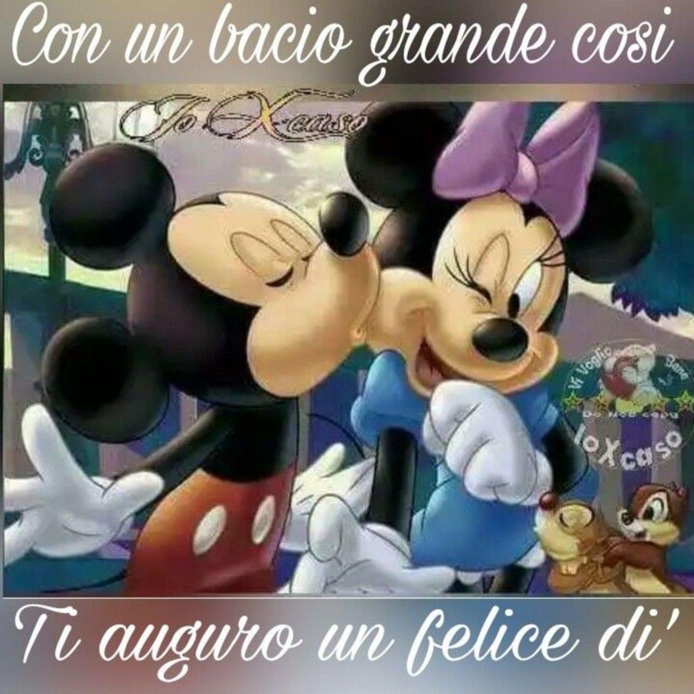 Minnie e topolino buongiorno buongiorno topolino buongiorno