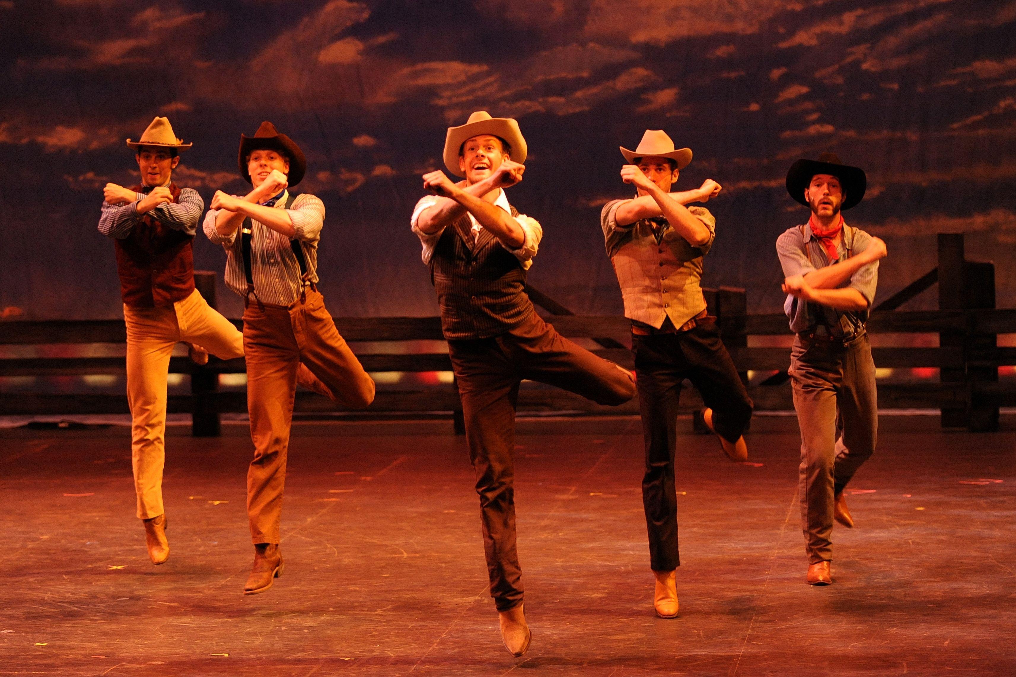 """Lyric Stage """"Oklahoma!"""""""