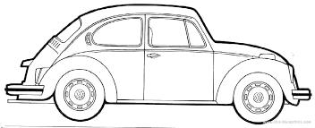 Resultado De Imagen Para Dibujos De Volkswagen Escarabajo