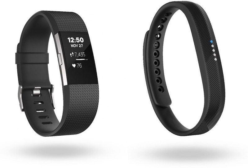 Fitbit Announces Charge 2 With 4x Larger Display And Flex 2 With Swim Tracking Fitness Devices Fitbit Fitness Tracker Fitbit