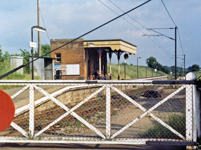 Cressing Station