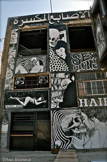 dating graffiti taiteilija Kokemukseni online dating