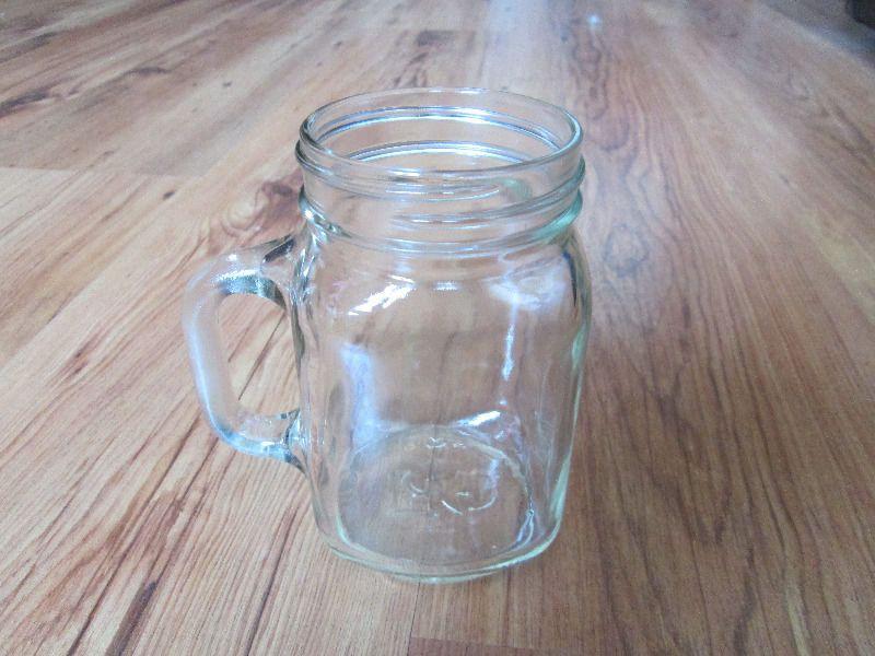 Tarros con asa o sin asa con vidrio grabado tapa con - Tarros de cristal con tapa ...