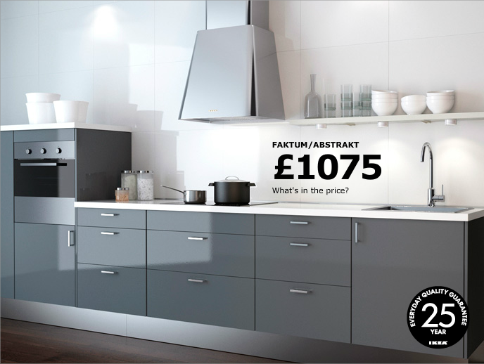 Abstrakt grey base cabinets plinth for the kitchen for Kitchen units without plinths