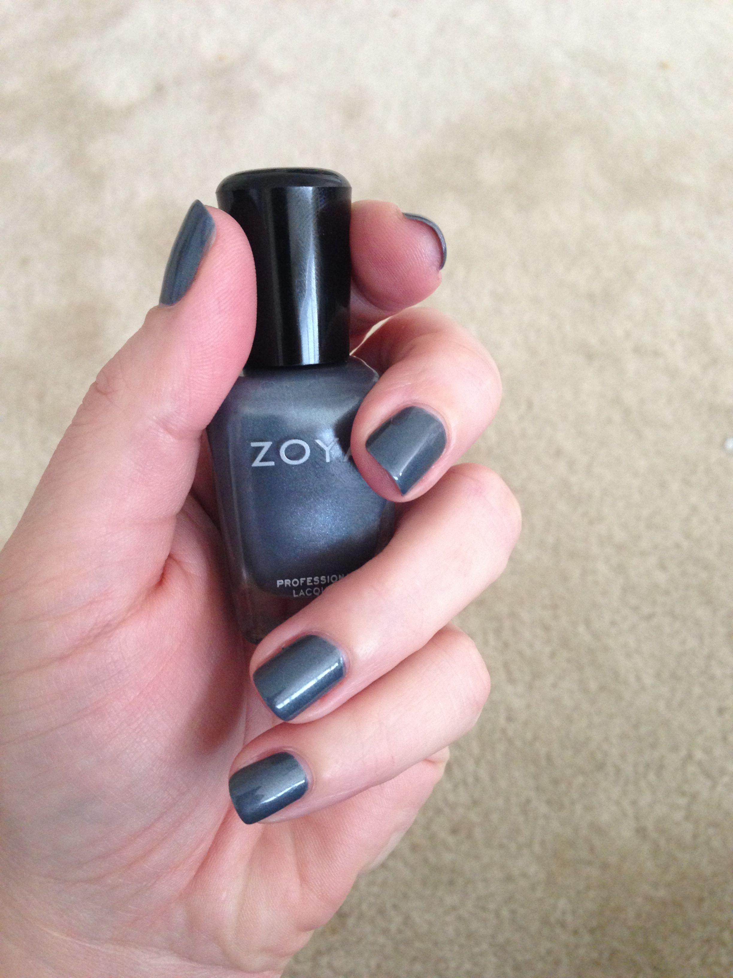 Zoya - Marina #nailpolish #zoya | Nails | Pinterest