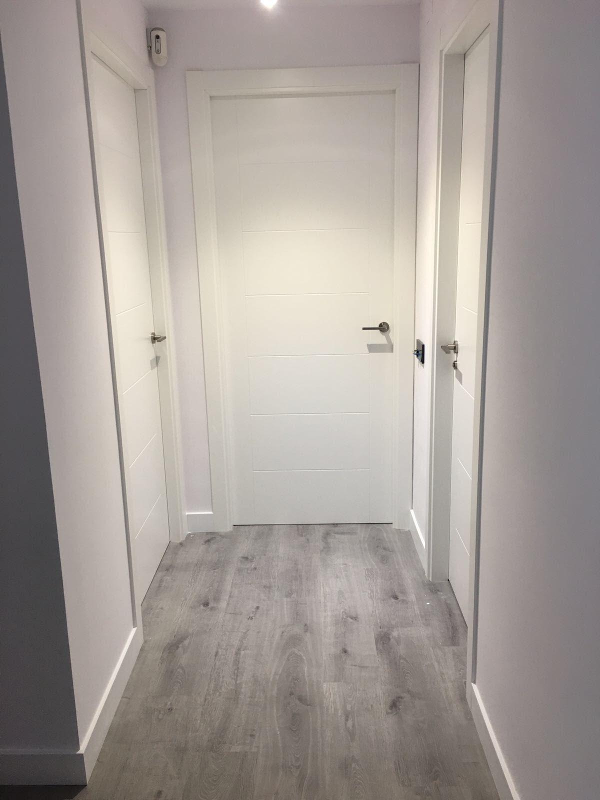 29++ Parquet gris puertas blancas trends