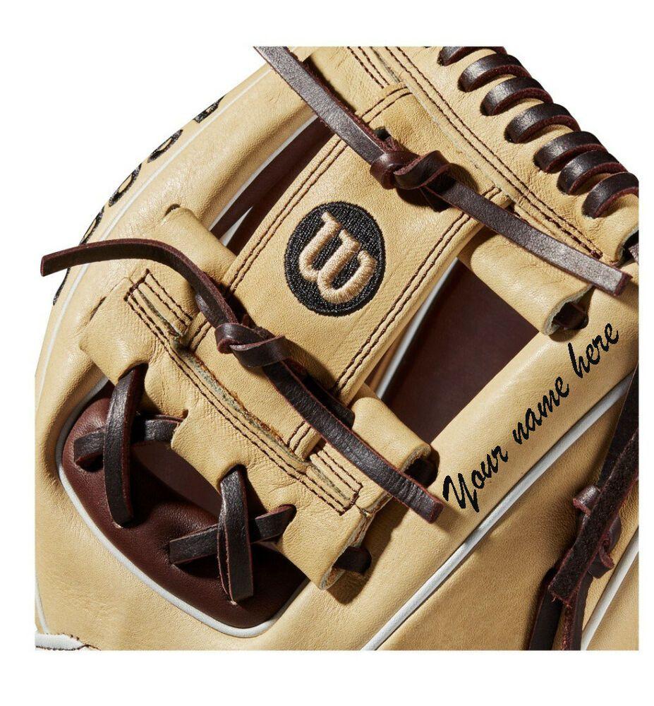 Ebay Sponsored Wilson A2000 1786 11 5 Baseball Glove Free Name Engraving Team Sports Luggage Bags Gloves Baseball