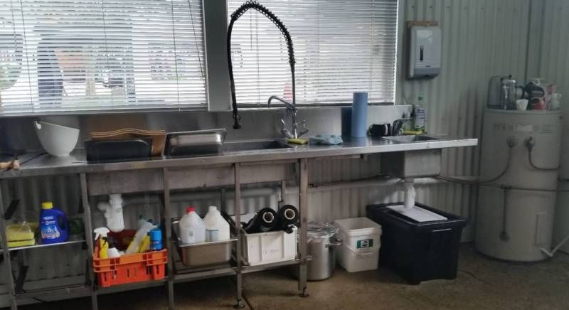 Commercial Sink And Tap Miscellaneous Goods Gumtree Australia Brisbane North East Albion 1163035521 Commercial Sink Sink Miscellaneous Goods