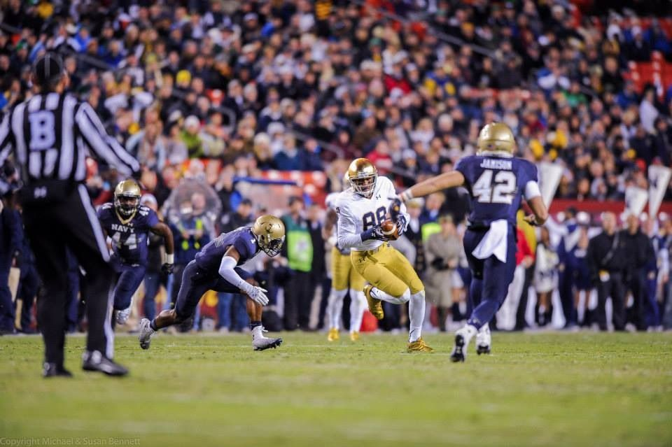 Notre Dame Vs Navy 2014 Norte Dame Fighting Irish Norte Dame