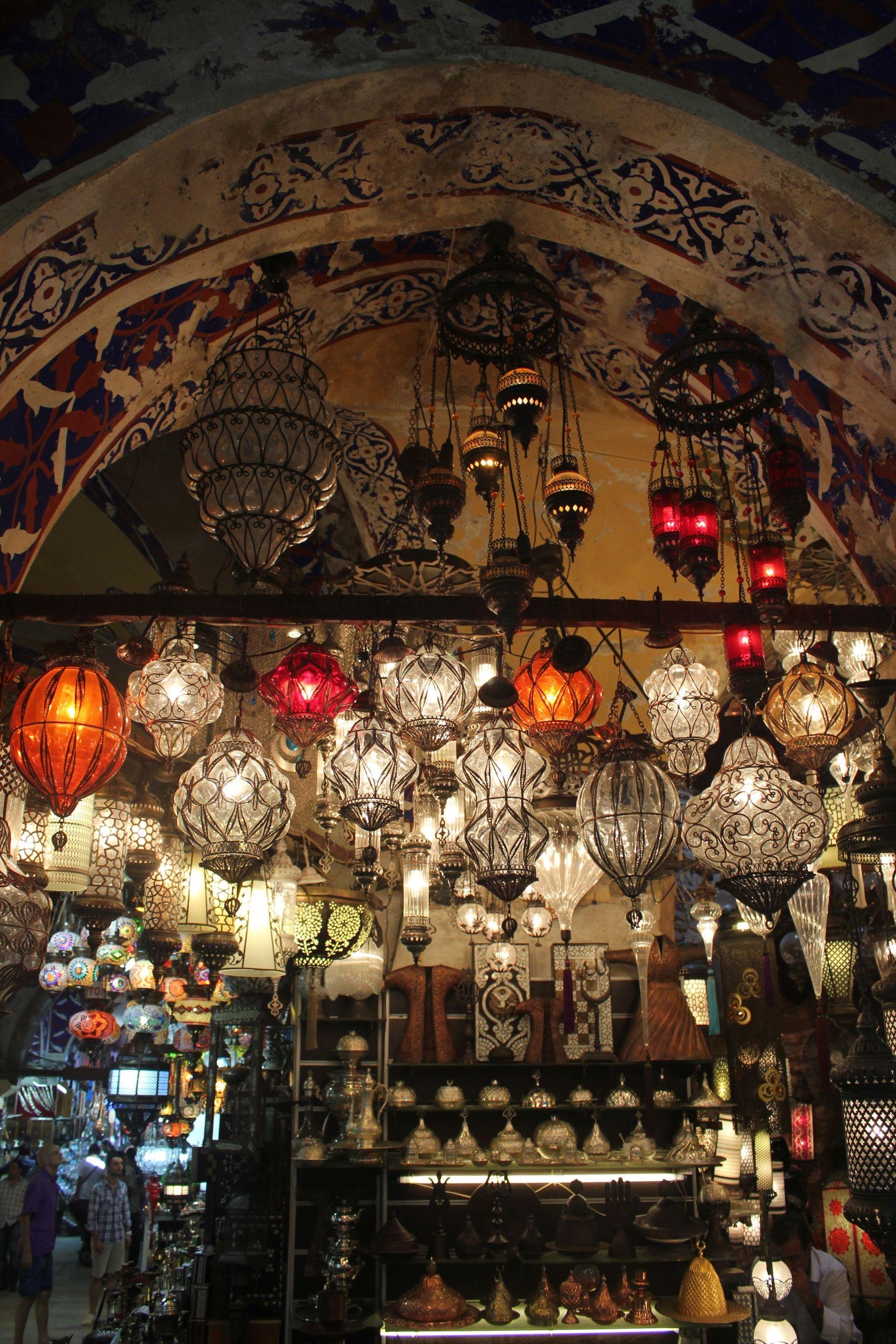 Arabian Nights : Grand Bazaar, Istanbul