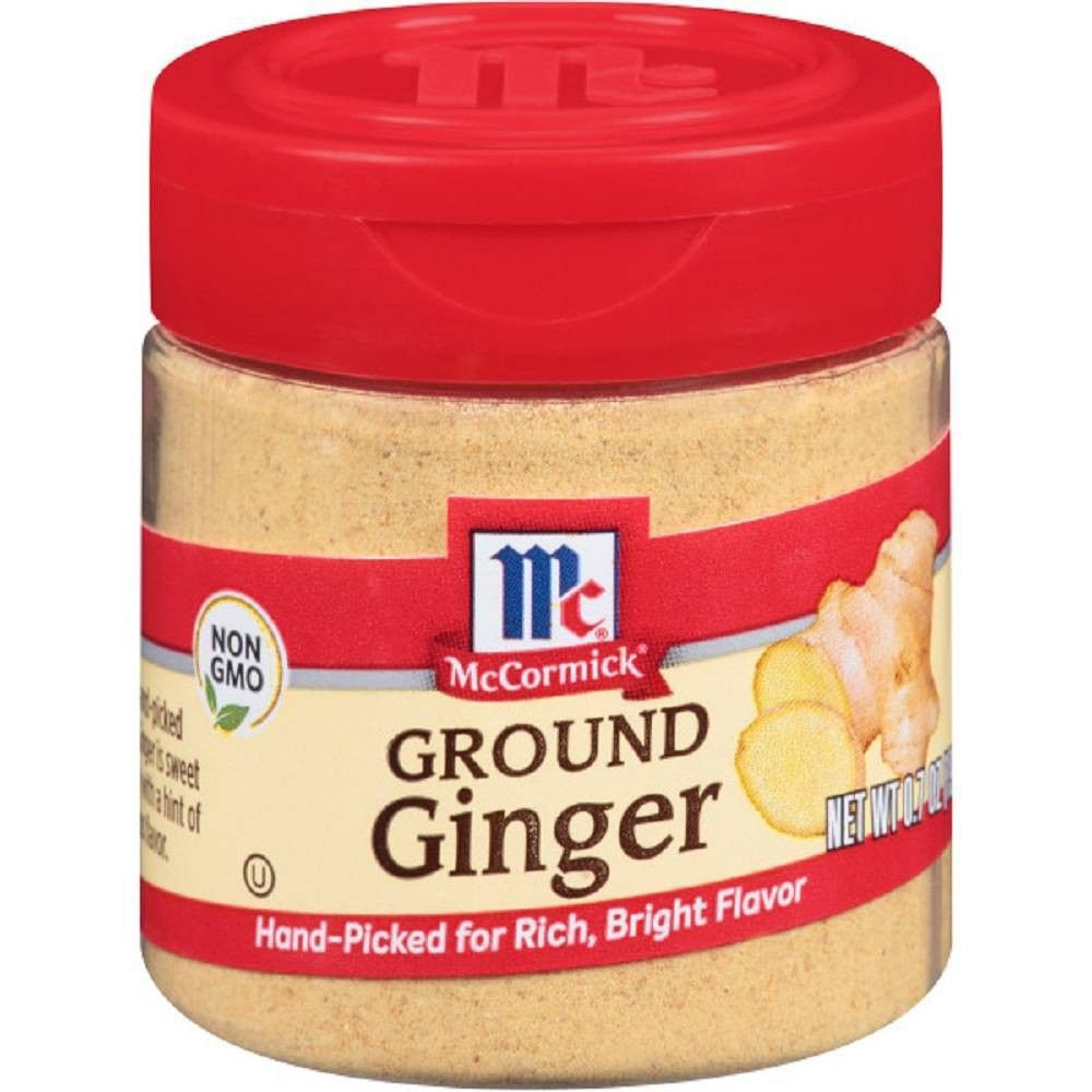 Mccormick Ground Ginger 7oz In 2020 Ginger Snap Cookies Grocery Foods Savoury Dishes