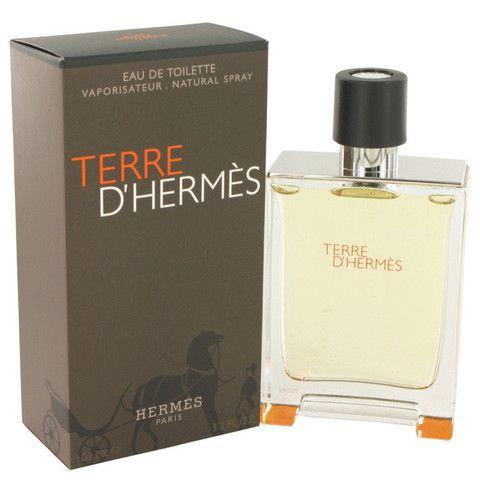 Terre D'hermes By Hermes Eau De Toilette Spray 3.4 Oz - MNM Gifts