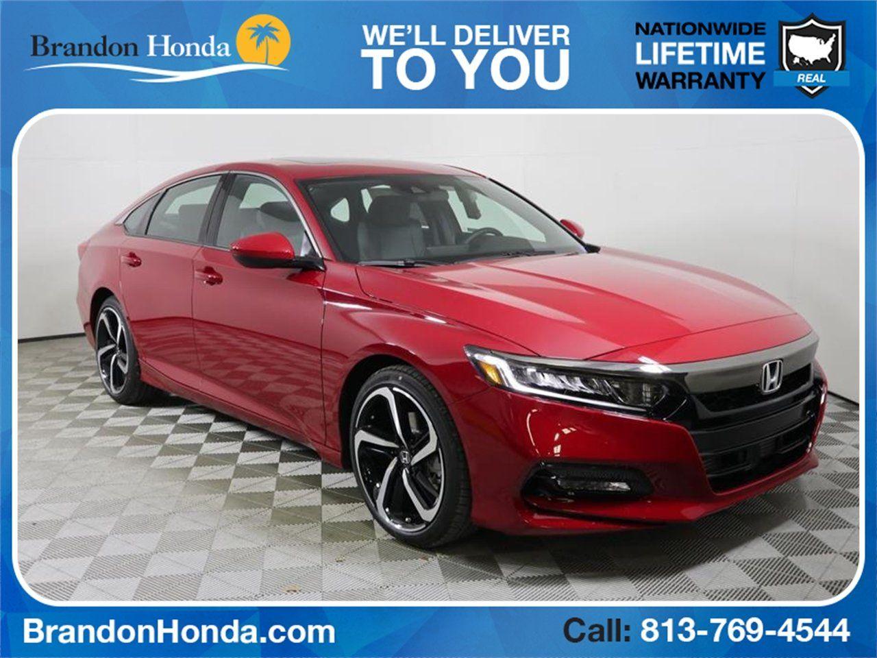 2020 Honda Accord Sedan Sport 2.0T 1HGCV2F35LA014648