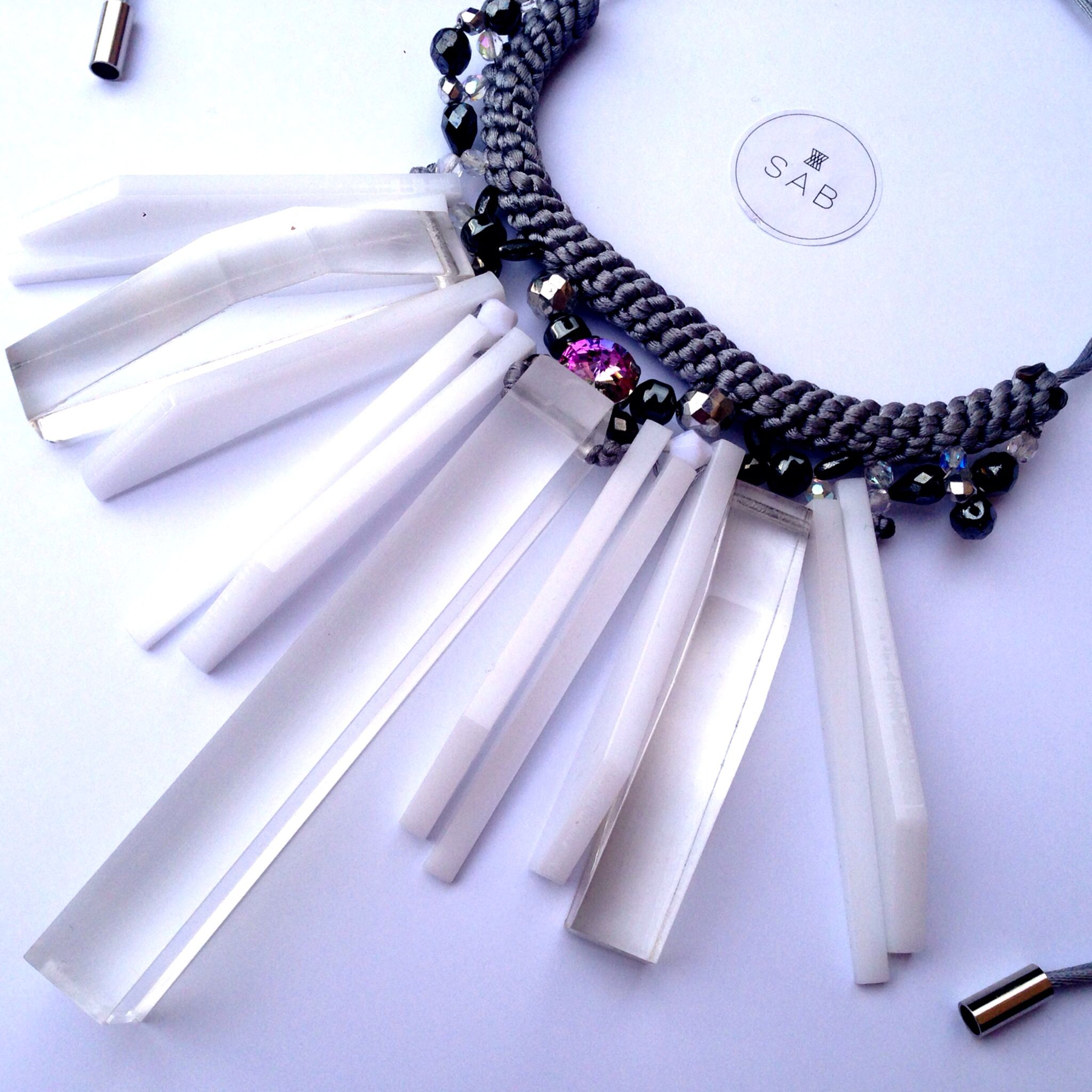 Sab Necklace Style Jewels Designer Fashion Love