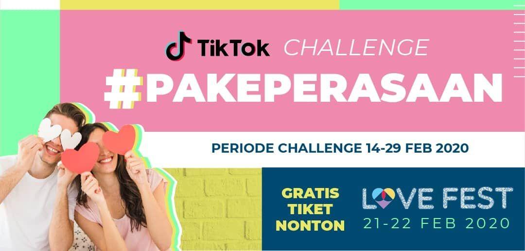 Challenge Pakeperasaan Booming Di Tiktok Seperti Apa Telset Id Jakarta Ada Beragam Cara Untuk Mengungkapkan Isi Hati Ungkapan Cinta Penyanyi Ungkapan