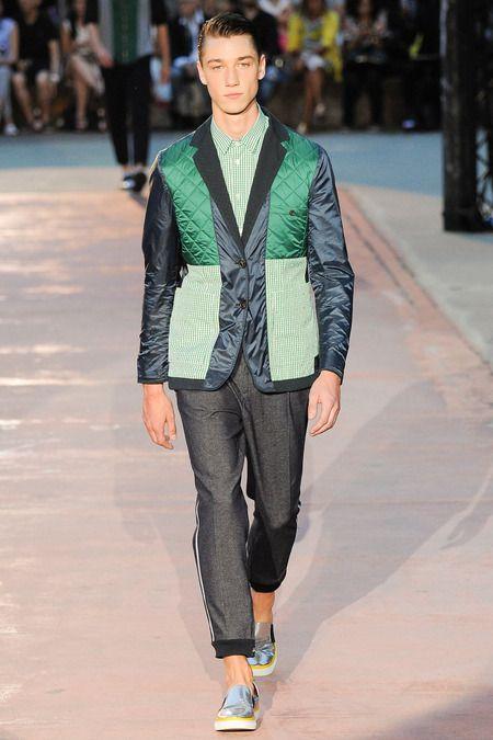 Antonio Marras | Spring 2015 Menswear Collection | Style.com