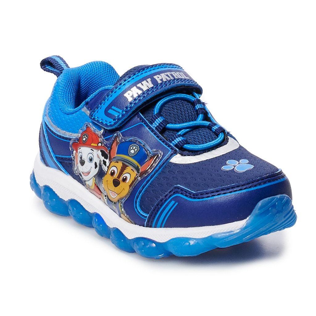 Boy shoes, Paw patrol shoes
