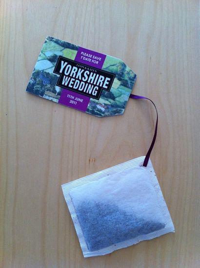 Yorkshire tea wedding google search wedding save the date yorkshire tea wedding google search junglespirit Images