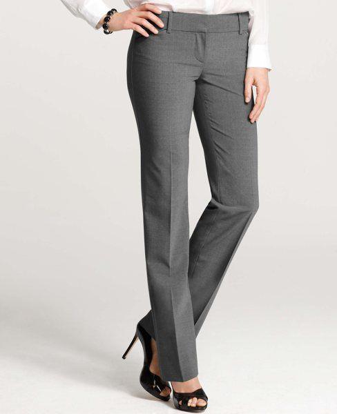 Resultado De Imagen Para Pantalones Tipo Sastre Para Dama Pantalones De Vestir Pantalones De Vestir Mujer Uniformes Para Oficina