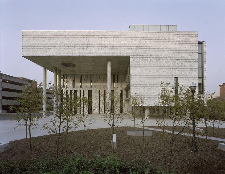Gallery Of Austin E. Knowlton School Of Architecture / Mack Scogin Merrill  Elam Architects