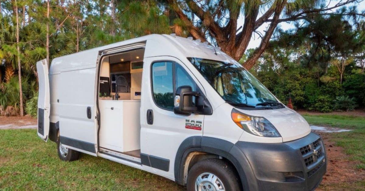 See 12 Photos Of This 2014 Dodge Ram Van Roadtrek Class B In Denver Co For Rent Now At 175 00 Night Van Cargo Van Conversion Dodge Ram Van
