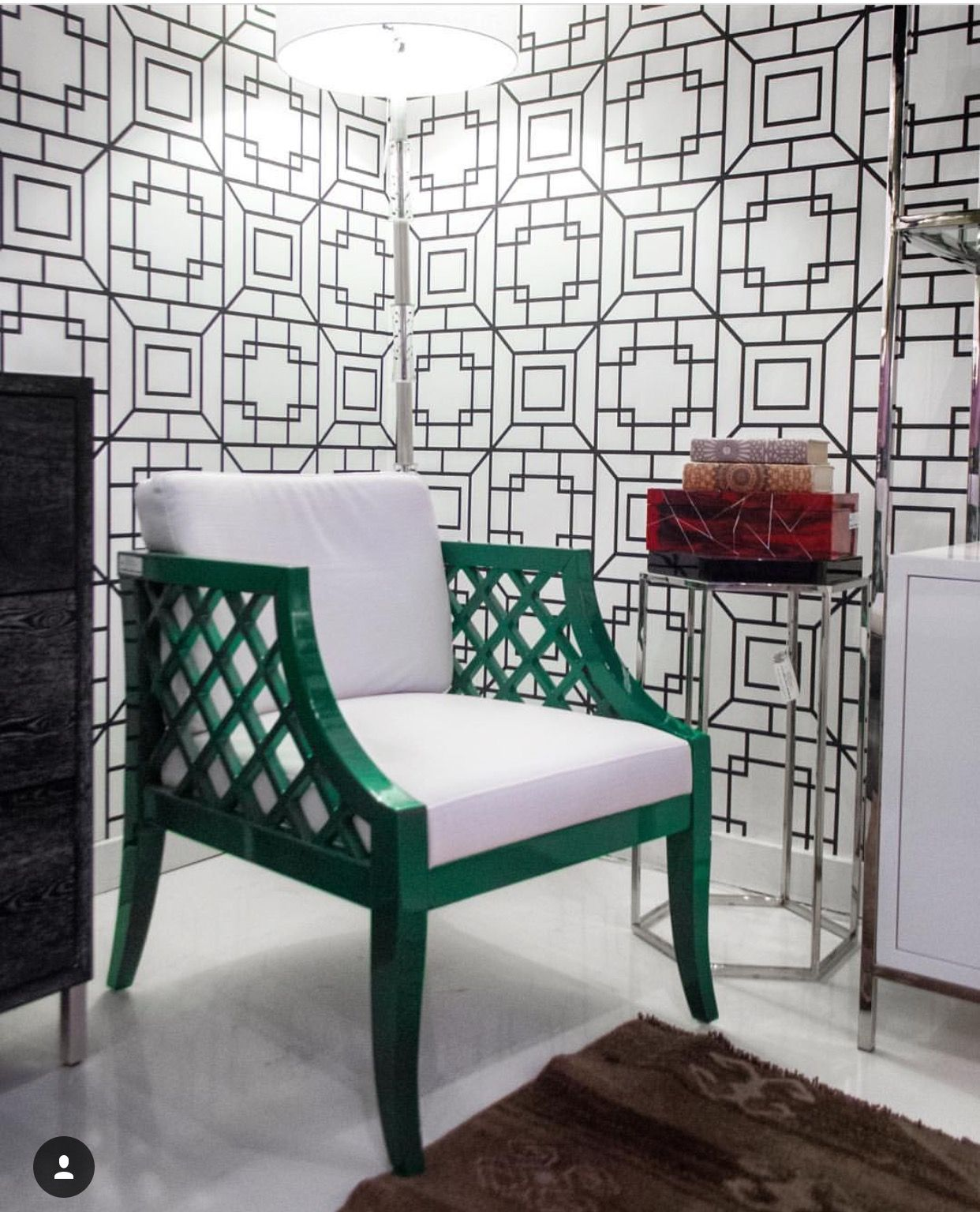 Pin by Nawal on Wall Art   Metallic painted furniture ...