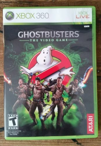 Ghostbusters: The Video Game (Microsoft Xbox 360 2009)  EXCELLENT!  https://t.co/zuDmWk9KeV https://t.co/VQtm40TXJm