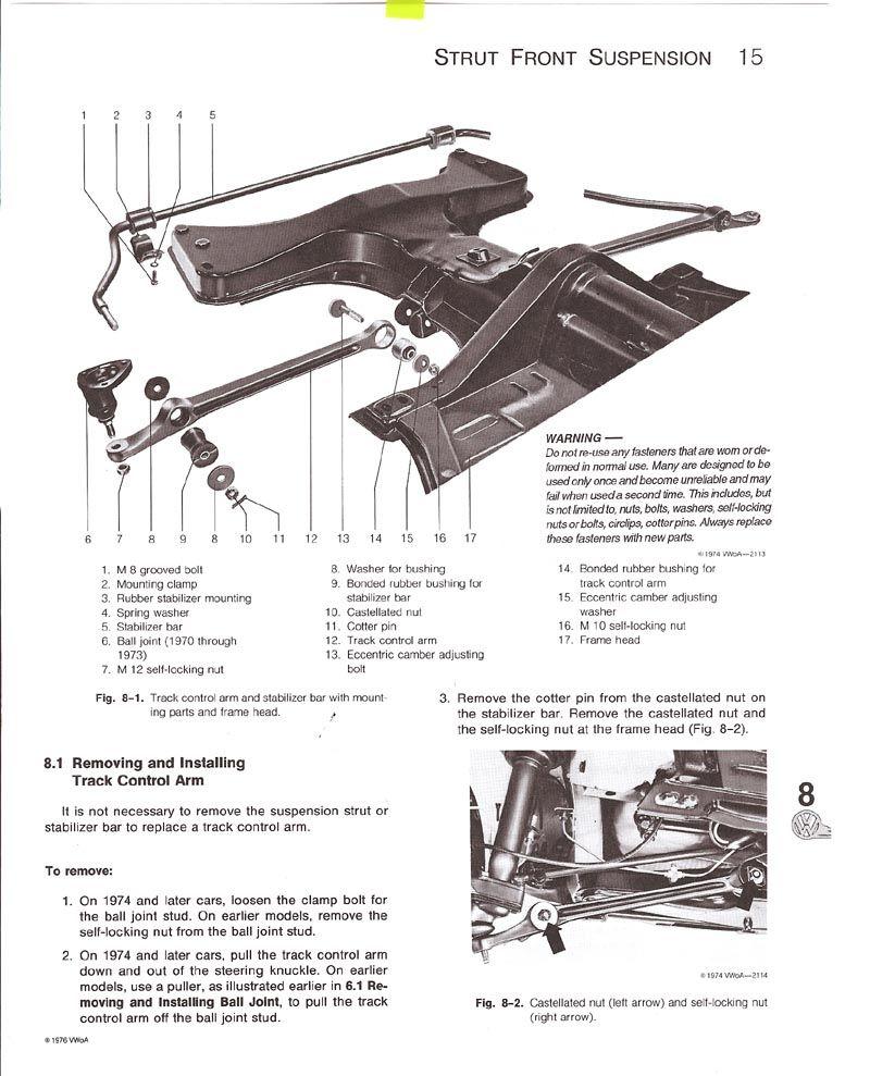 Vw Engine Tin Diagram