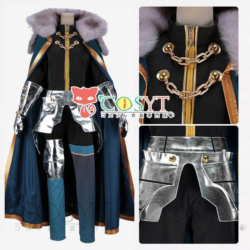 Fate Grand Order Fgo Gawain Saber Servant Cosplay Costume With Cloak Full Set Ad Ad Fgo Gawain Saber Cosplay Costumes Costumes Full Set