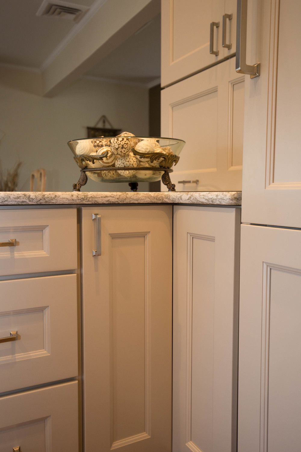 Medallion Cabinetry Chai Latte On Providence Kitchens